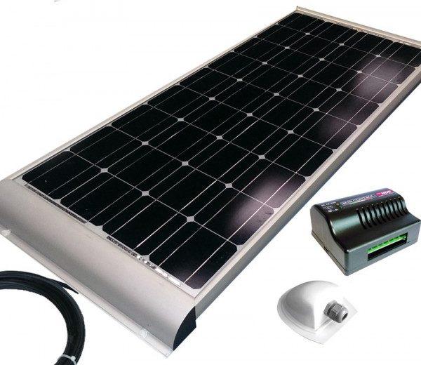 Celovit solarni komplet